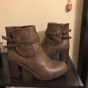 Diba Shelby Heeled Booties
